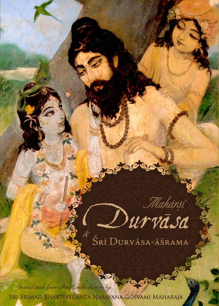 Maharsi Durvasa and Sri Durvasa Asrama Image