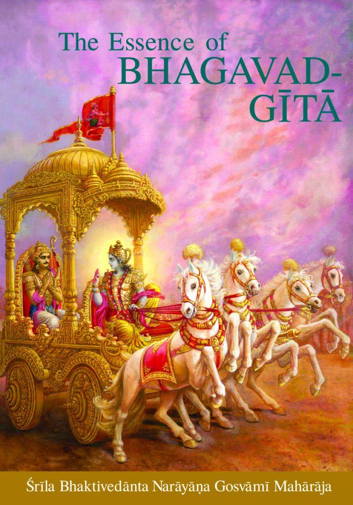 The Essence of Bhagavad-gita Image